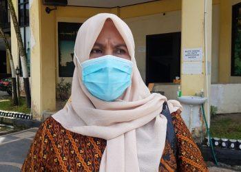 Siti Laela Anggota DPRD Provinsi Kaltara dari Partai Golkar. Foto : Fokusborneo.com