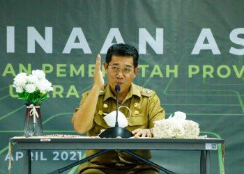 Wakil Gubernur Prov.Kaltara, Yansen TP.Foto: Diskominfo Kaltara