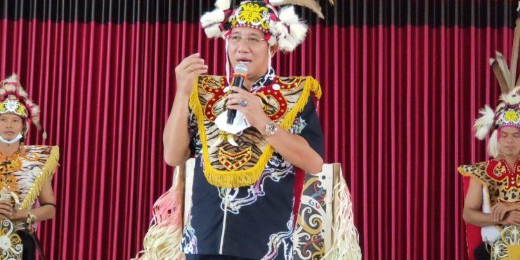 Wakil Gubernur Prov.Kaltara, Yansen TP