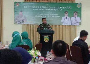 Danrem 092/Maharajalila, Brigjen TNI Suratno