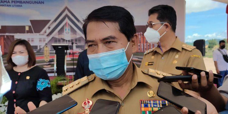 Gubernur Kaltara, Drs. Zainal A Paliwang. Foto: Dkisp Kaltara