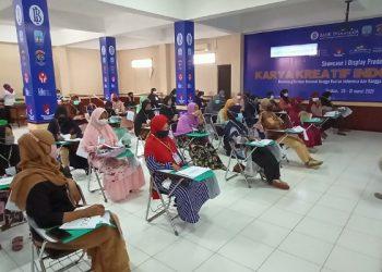 Ibu - Ibu Rumah Tangga dari 4 Kelurahan di Tarakan Mengikuti Pelatihan Pengemasan dan Pemasaran Ikan Asin . foto: fokusborneo.com