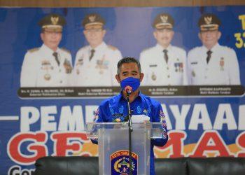 Wali Kota Tarakan dr. Khairul. Foto : Humas Pemkot Tarakan.