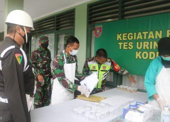 Foto : Penerangan Kodim 0907 Tarakan