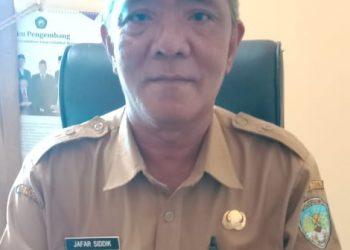 Kepala Dinas Pendidikan Kabupaten Tana Tidung,  Jafar Siddik