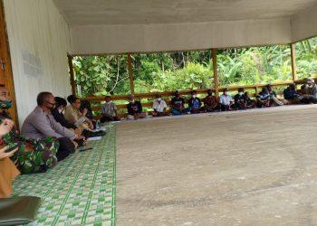Sosialisasi SK HPL untuk SP 1 Tana Merah Kabupaten Tana Tidung. foto: ist