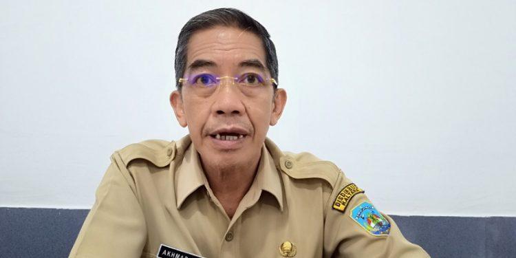 Ahmad Yani, Kepala Cabang Disdik Kaltara Perwakilan Tarakan. Foto: fokusborneo.com