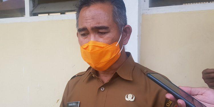 Wali Kota Tarakan dr. Khairul. Foto : Fokusborneo.com