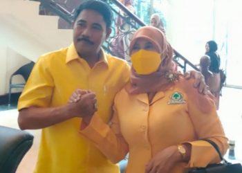 Siti Laela terpilih jadi Ketua DPD II Partai Golkar Kota Tarakan. Foto : Istimewa