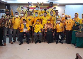 Musda V DPD II Partai Golkar Kota Tarakan. Foto : Istimewa