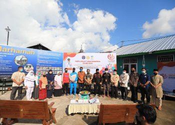 Wali Kota Tarakan dr. Khairul menghadiri peringatan HLUN ke 25. Foto : Humas Pemkot Tarakan.