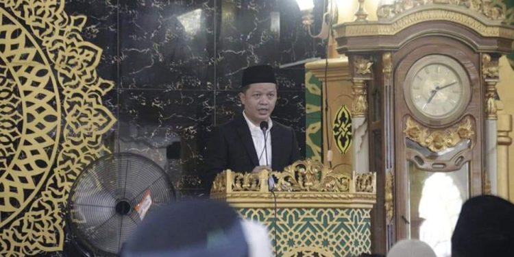 Bupati KTT, Ibrahim Ali