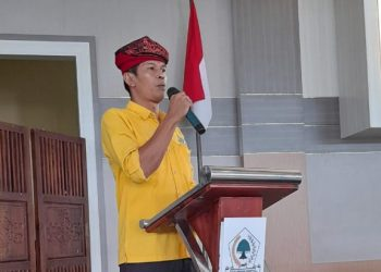 Heri Rizal ketua DPD II Golkar KTT terpilih
