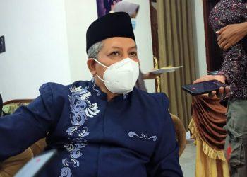 Ketua PMI Tarakan, Hamid Amren