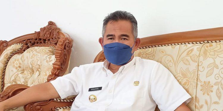 Walikota Tarakan, dr Khairul