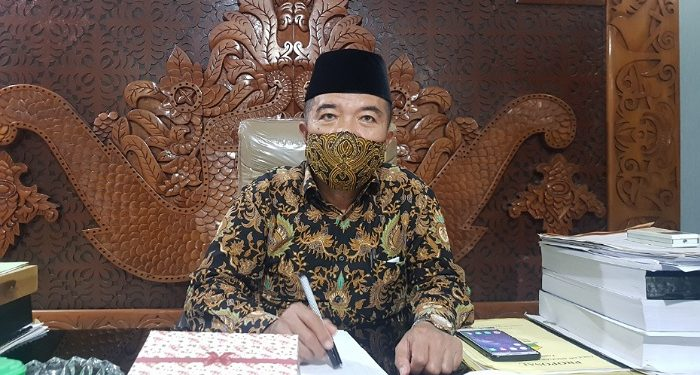 Ketua FKKRT Kota Tarakan Rusli Jabba. Foto : Fokusborneo.com