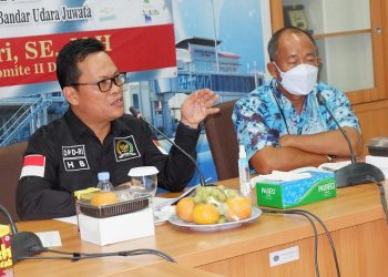Wakil Ketua Komite II DPD RI Hasan Basri. Foto : Tim Media HB.