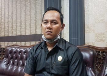 Dino Andrian. Foto : Fokusborneo.com