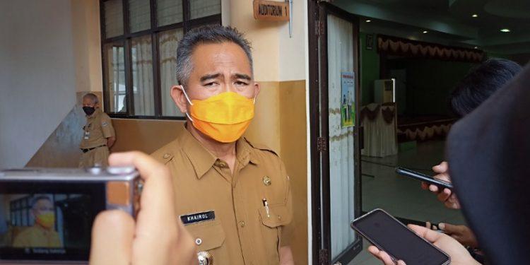 Khairul, Walikota Tarakan. Foto: fokusborneo.com
