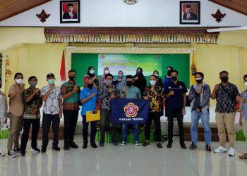 Roniansyah Terpilih Menjadi Ketua Karang Taruna Kota Tarakan Periode 2021 - 2026. Foto: ist
