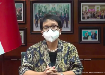 Menteri Luar Negeri Retno Marsudi. Foto: BPMI Setpres
