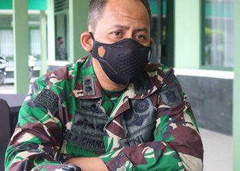 Komandan Kodim 0907 Tarakan, Letkol Inf Eko Antoni Chandra Lestianto