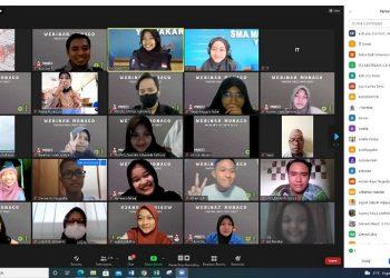 SMA Muhammadiyah 1 Yogyakarta gelar sosialisasi MONACO. Foto : Istimewa