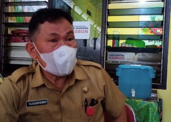Tajuddin Tuwo, Kadisdik Kota Tarakan. foto: fokusborneo.com