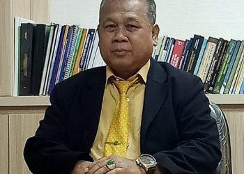 Ketua ISEI Cabang Provinsi Kaltara Dr. Syaiful Anwar, SE, M.Si. Foto : Istimewa
