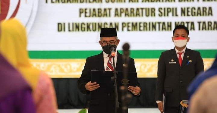 Wali Kota Tarakan dr. H. Khairul. Foto : Humas Pemkot Tarakan.