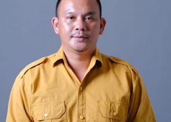 Ketua Fraksi Hanura DPRD Tana Tidung, Markus Yuteng