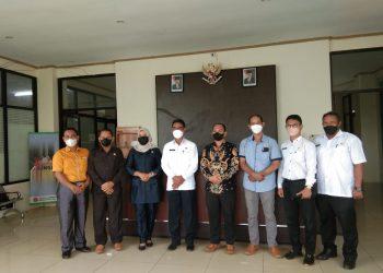 Komisi 1 DPRD Kabupaten Tana Tidung, melaksanakan silaturahmi ke Kantor Inspektorat Kabupaten Tana Tidung