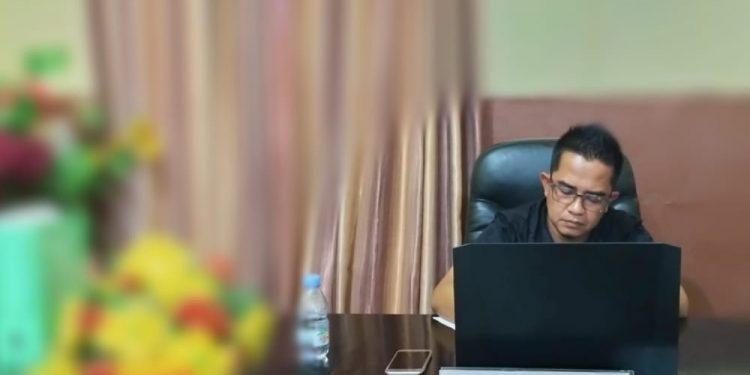 Anggota Komisi II DPRD KTT, M.Dahlan