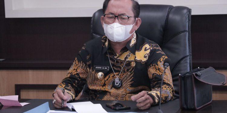 Wakil Bupati Kabupaten Tana Tidung, Hendrik