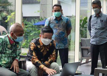 Kunjungan dan silaturahmi Bupati Tana Tidung ke Ditjen  Bina Administrasi Kewilayahan Kementrian Dalam Negeri
