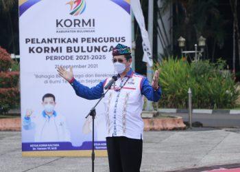 Ketua Kormi Kaltara, Yansen TP