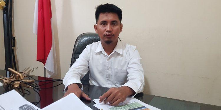 Kepala UPTD LLK Kota Tarakan Andi Arfan, SE. Foto : Fokusborneo.com