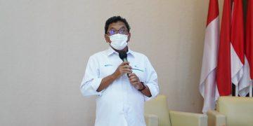 Prasetyadi, Dirut PT Pelindo IV (Persero). Foto: IST